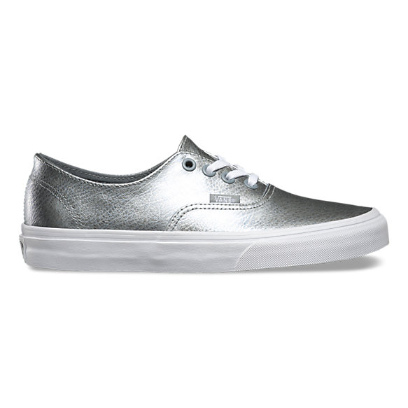 Metallic Leather Authentic Decon