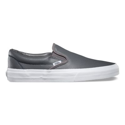 72346e20c8a Perf Leather Slip-On