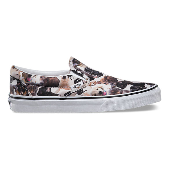 womens vans black & brown authentic x aspca cats trainers nz