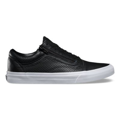 1bff62626e5 Perf Leather Old Skool Zip