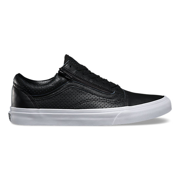 Perf Leather Old Skool Zip  966d1542d
