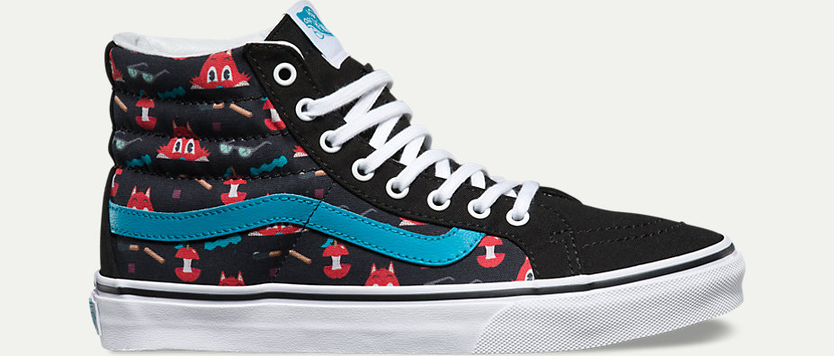 fdc173d232 Vans Partners with DABSMYLA for Imaginative Footwear and Apparel Collection