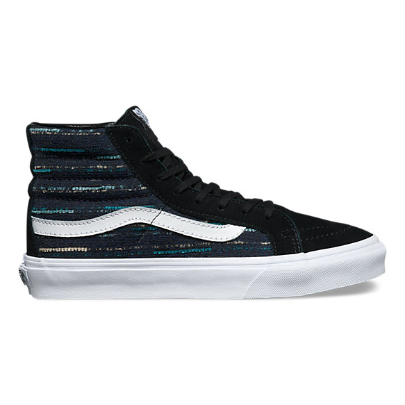 U SK8-HI SLIM ITALIAN WEAVE - FOOTWEAR - High-tops & sneakers Vans