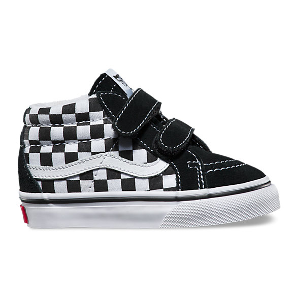 5747428130ae Toddler Checkerboard SK8-Mid Reissue V