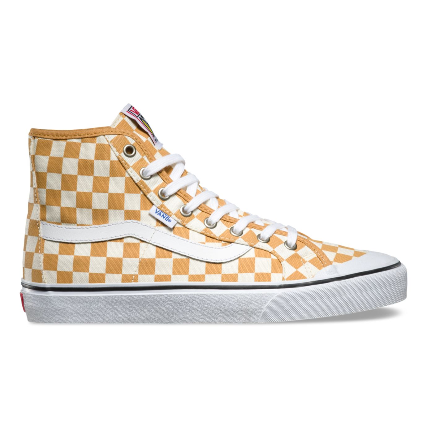 Vans Heritage is Celebrated with Retro Checkerboard Designs