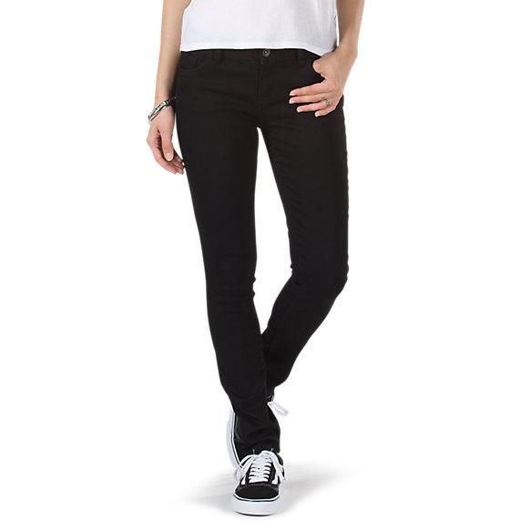 vans jeans skinny