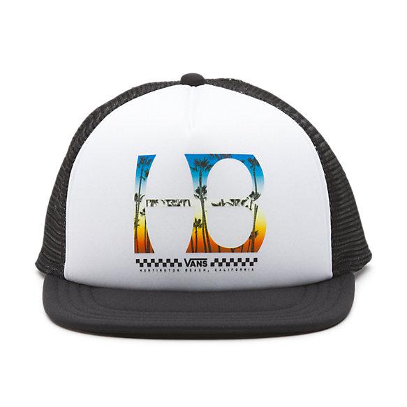 f404c6dff7 HB Name Drop Trucker Hat