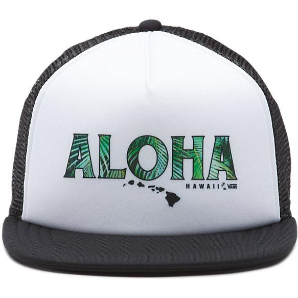 Vans Aloha Trucker Hat  7dfd5d0b91f