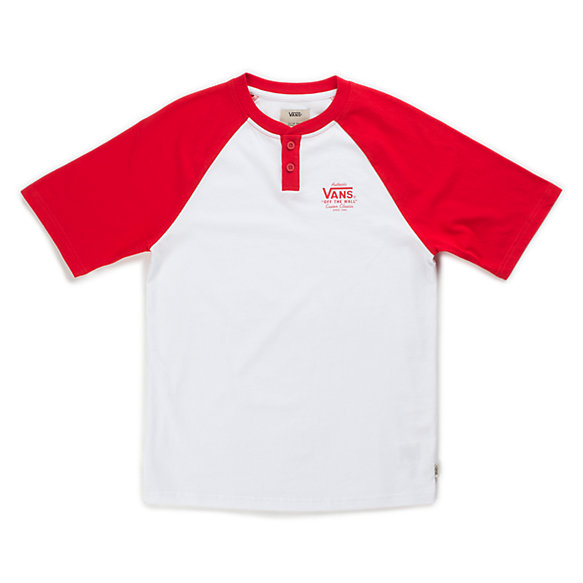 Boys Holder Street Henley T-Shirt
