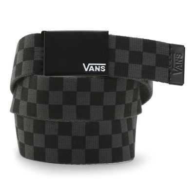 Vans Deppster Web Belt (Black-Charcoal)