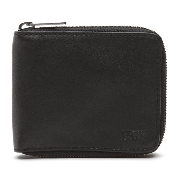 Drop V Zip Wallet