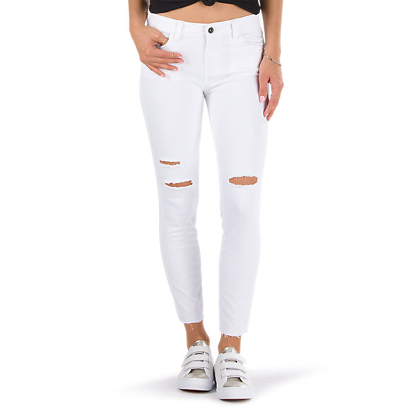 Destructed Skinny Jean