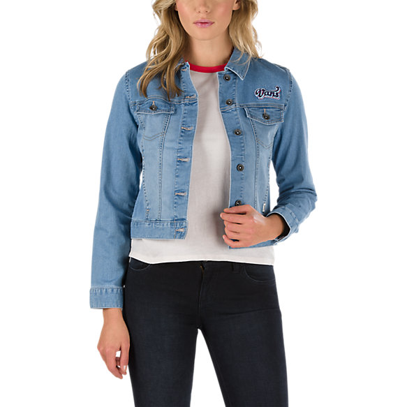 Trucker Denim Jacket | Shop At Vans