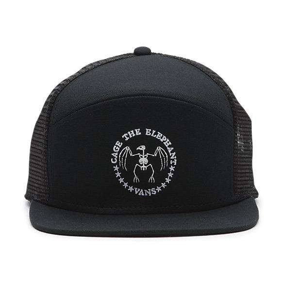 Cage The Elephant Trucker Hat  7fec20e81c1