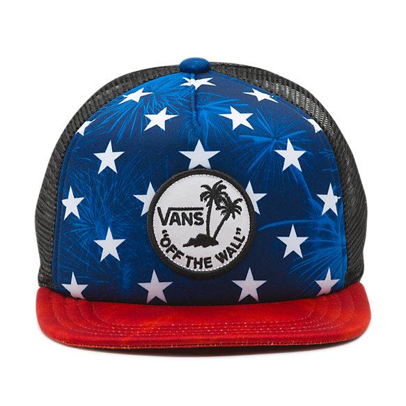 c83c28e6c21 Boys Surf Patch Trucker Hat