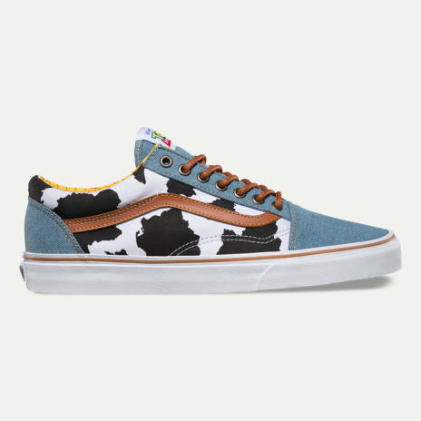 Vans Toy Story Rose