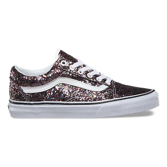 chunky glitter old skool shop at vans. Black Bedroom Furniture Sets. Home Design Ideas