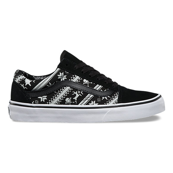Fair Isle Old Skool | Shop Shoes At Vans