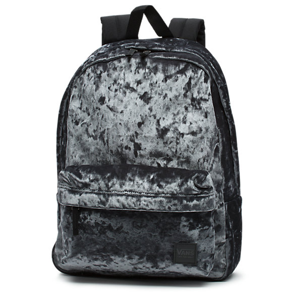 ba9ac726c8 Deana Crushed Velvet Backpack