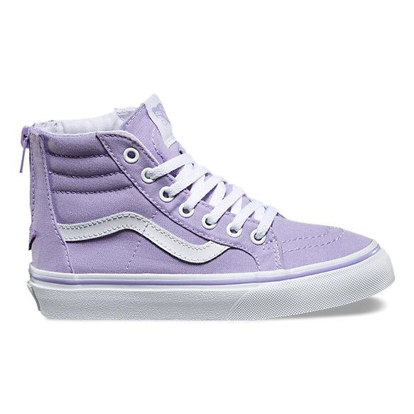 9335121d28fd Kids SK8-Hi Zip | Shop Kids Shoes At Vans