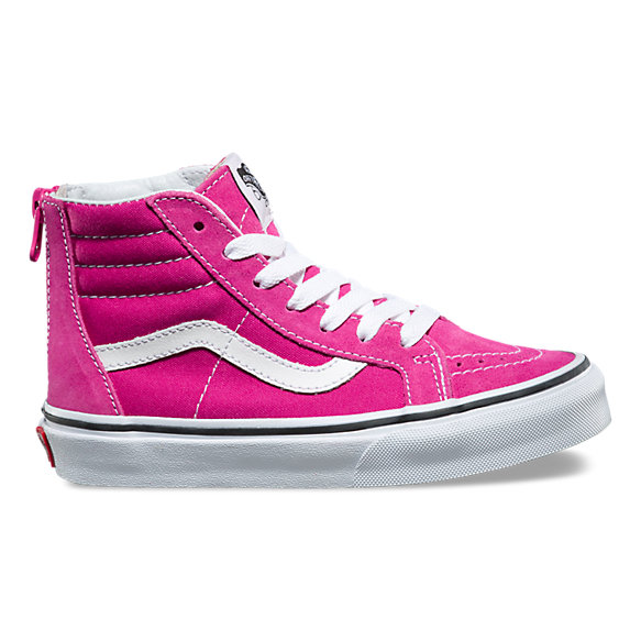 7d1f83319e Kids SK8-Hi Zip. Share Your Style