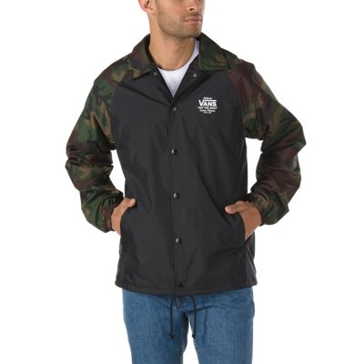 Vans Ca Coaches Jacket Store Torrey Oqn6wP1EB