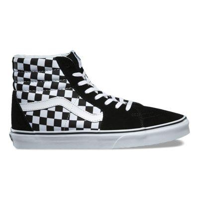 Checkerboard SK8-HI