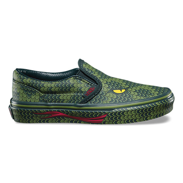 Kids Poison Slip-On