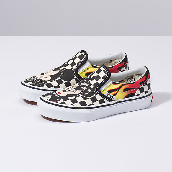 Disney x Vans Kids Slip-On