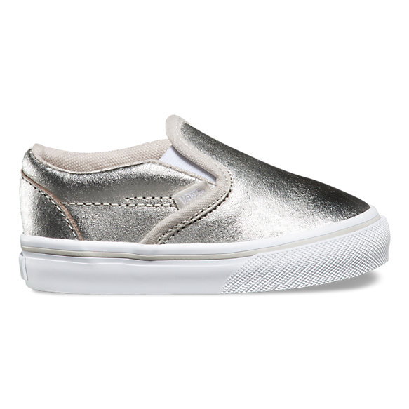 Toddler Metallic Slip-On