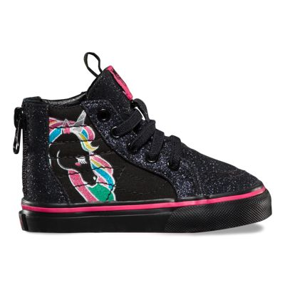 Toddlers Unicorn Sk8 Hi Zip Shop At Vans