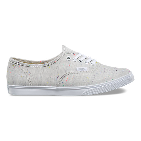 vans authentic lo pro zwart