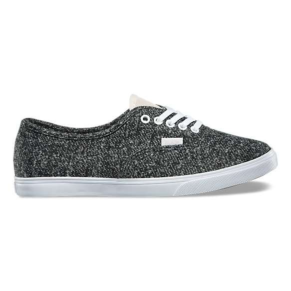 vans authentic lo pro black and white nz