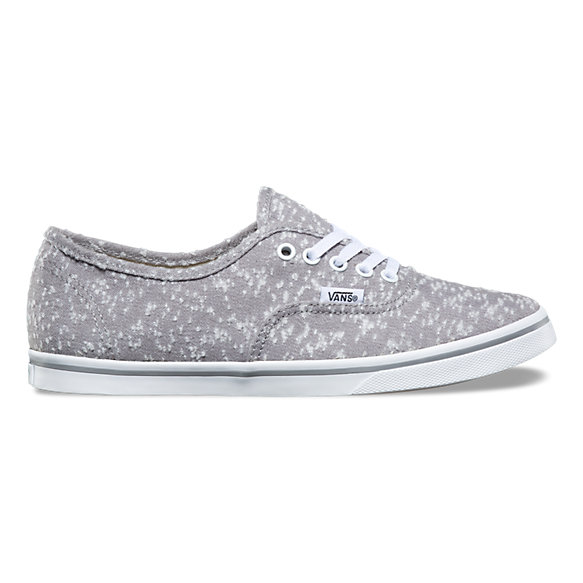 vans authentic lo pro grey nz