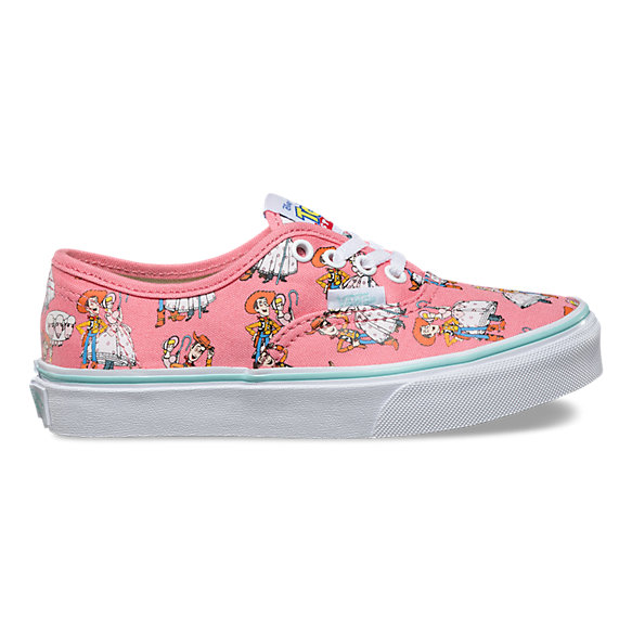Vans x Toy Story Authentic Woody Bopeep