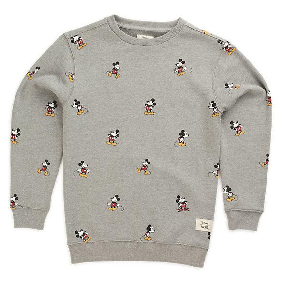 Boys Disney Mickey Mouse Crewneck Sweatshirt | Shop Boys ...