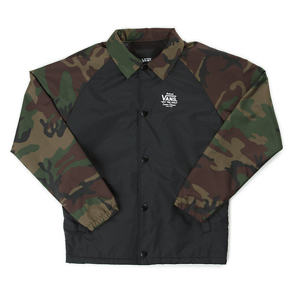 Boys Torrey Coaches Jacket