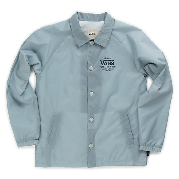 Boys Torrey Coaches Jacket Shop At Vans