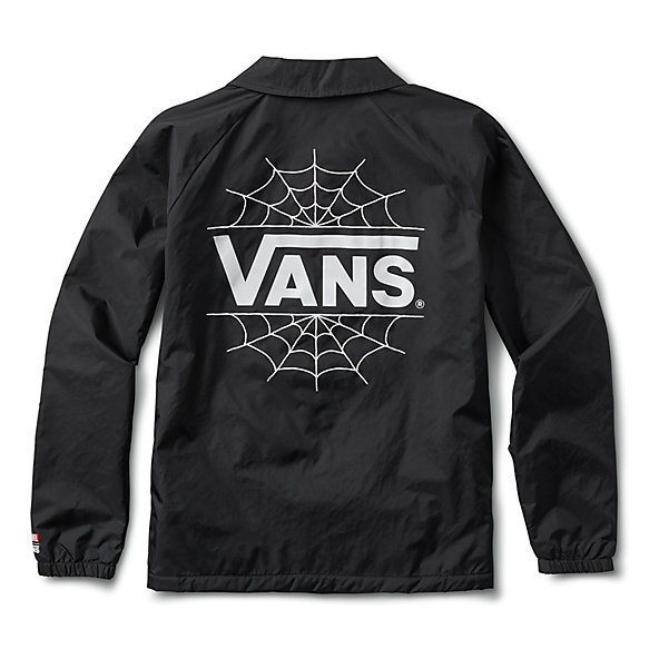 Boys Vans x Marvel Torrey Coaches Jacket