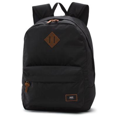 Vans Old Skool Plus Backpack (True Black)