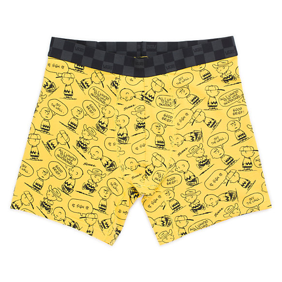 Vans x Peanuts Authentic Knit Boxer