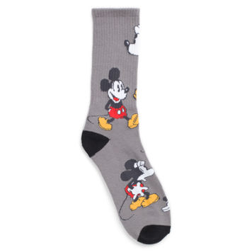Disney Mickey Mouse Crew Sock 1 Pack