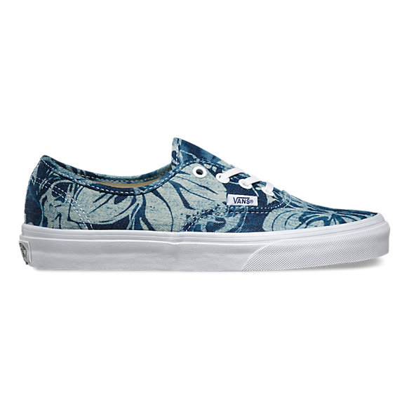 vans authentic tropical