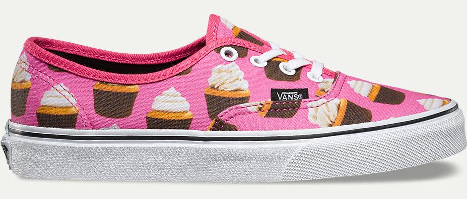 vans cupcake