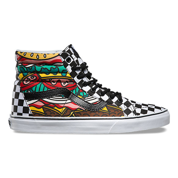 Vans Hamburger Shoes