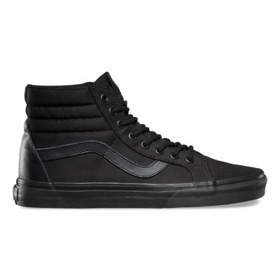 Original Product -  Vans Mono TL SK8-Hi Reissue Womens Shoes Black