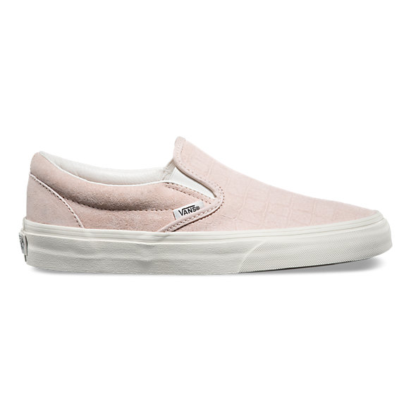 vans slip on light