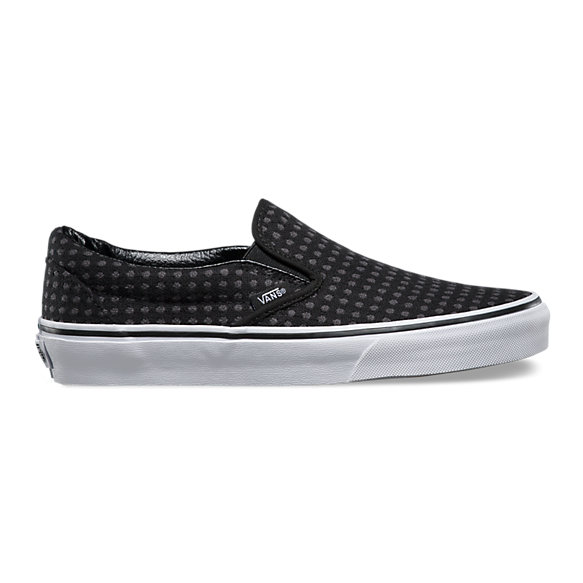 Wool Dots Slip-On