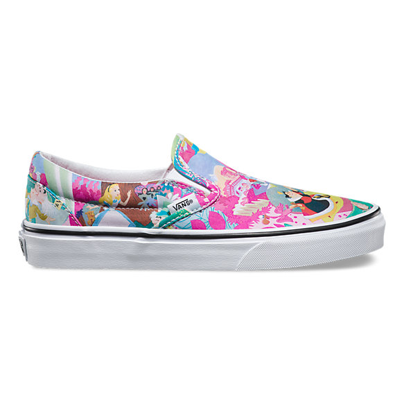 vans disney adults