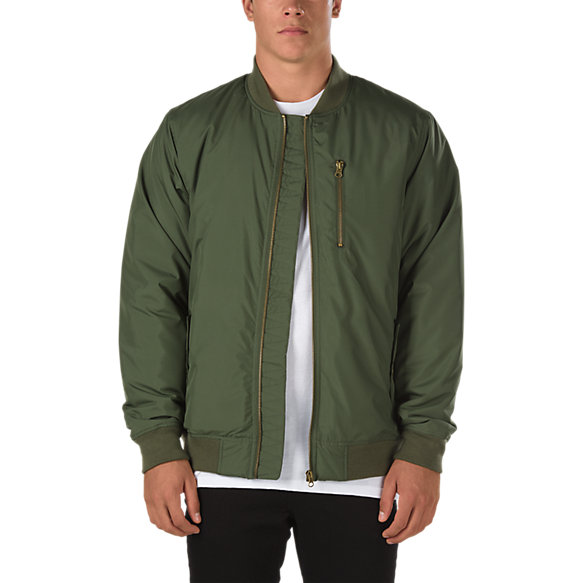 Barlowe Bomber Jacket | Shop Jackets At Vans
